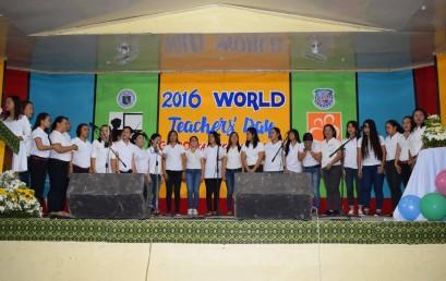 Digos City celebrates World Teachers' Day