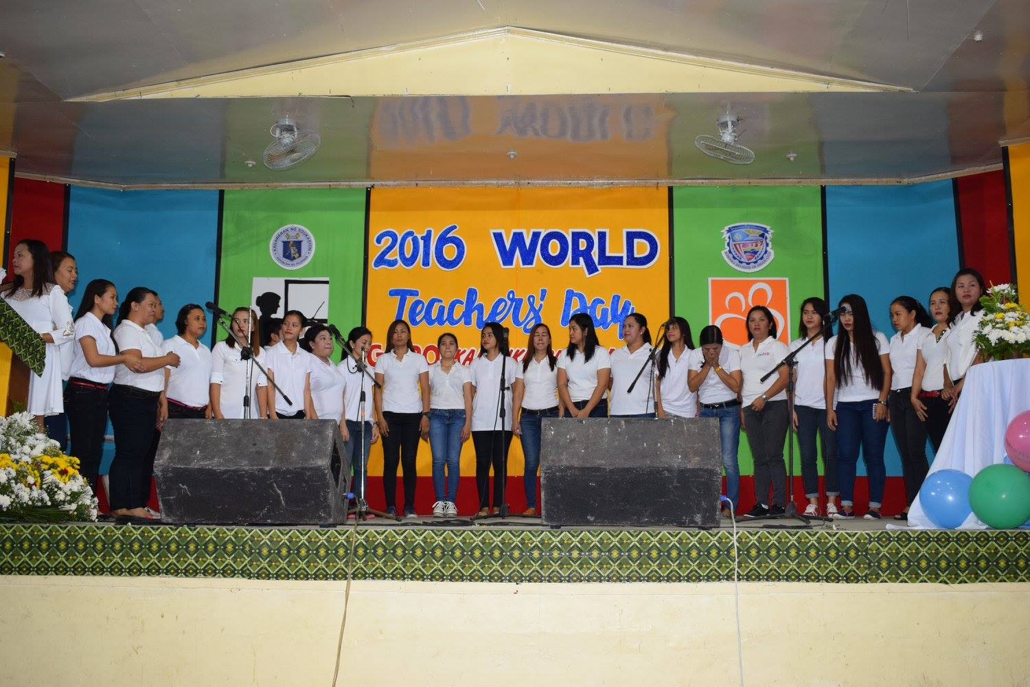 Digos City celebrates World Teachers' Day